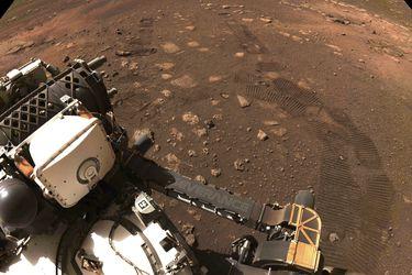 Así es el sonido de Marte: rover Perseverance atesora cinco horas de grabaciones en el planeta rojo