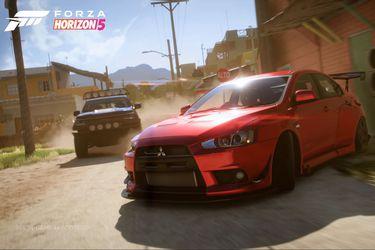 Forza Horizon 5 llegará en noviembre