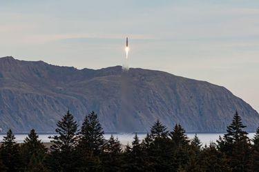 La startup de cohetes Astra Space está lista para salir a bolsa con una valoración de US$ 2.100 millones