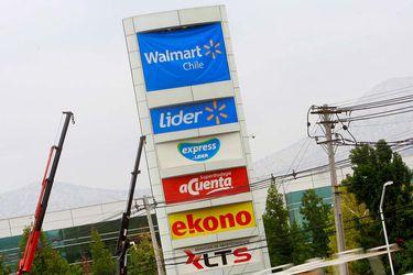 """Walmart Chile anuncia cambio en el horario de cierres de algunos de sus locales por """"medidas de seguridad"""""""