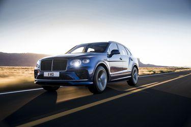 Bentley estrena un Bentayga que supera los 300 km/h