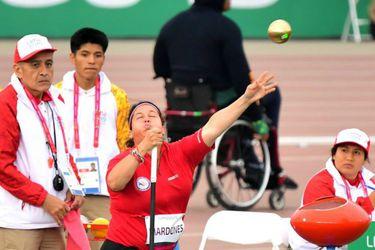 Francisca Mardones es campeona y bate récord mundial