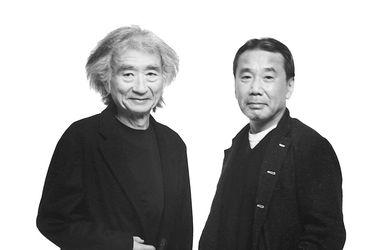 Ozawa y Murakami: latidos musicales convertidos en palabras