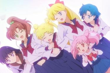 Las películas de Pretty Guardian Sailor Moon Eternal ya tienen fecha de estreno en Netflix