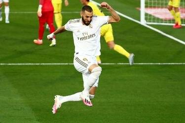 La revancha de Benzema, el hombre gol del Madrid
