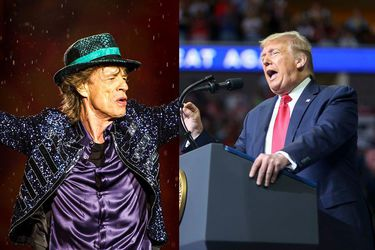 De los Rolling Stones a Rihanna: Los múltiples rounds entre Trump y los músicos por el uso de sus canciones