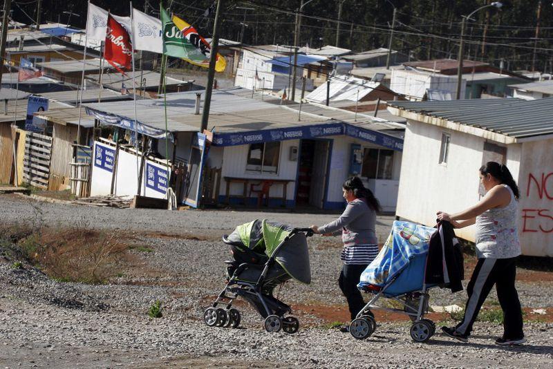 Temáticas pobreza Chile