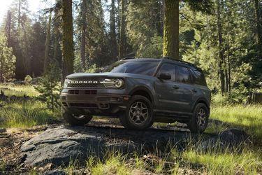 La Familia Bronco hace su estreno en el país en dos versiones del Ford Bronco Sport