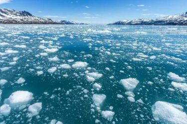 Deshielo en el pasado aumentó el nivel del mar mucho más rápido que hoy