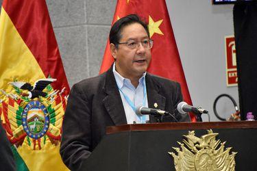"""Presidente Luis Arce asegura que Bolivia """"jamás"""" renunciará a la salida al mar"""