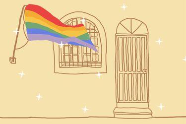 El orgullo, va: Junio, mes de la conmemoración LGTBIQ+