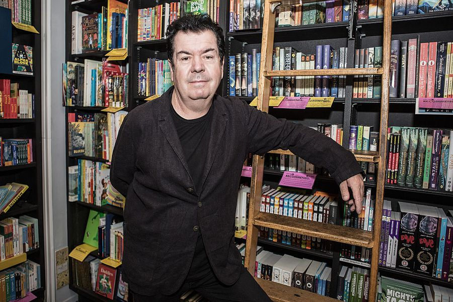 "Lol Tolhurst Book Signing For ""Cured: The Tale Of Two Imaginary Boys"""
