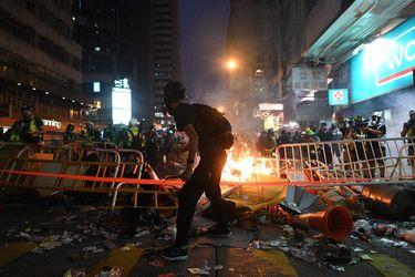 HONK KONG PROTESTAS WEB