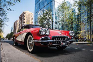 Chevrolet Corvette C1: El origen