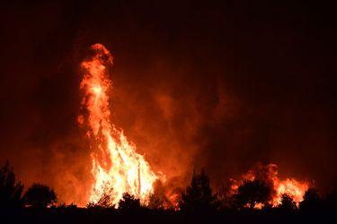 Incendios forestales en Argelia dejan 42 muertos, entre ellos 25 soldados