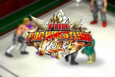 Fire Pro Wrestling World: el juego para armar el Dream Match perfecto