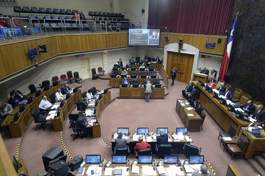 Senado Presupuestos 2020