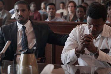 Michael B. Jordan es un abogado que lucha por los derechos civiles en el tráiler de 'Buscando Justicia'