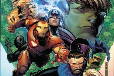 Marvel Comics confirmó la importante boda que apareció en Empyre