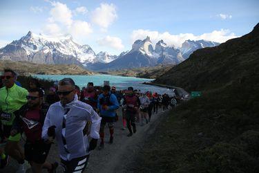 Más de 800 corredores se dieron cita en la Octava Maravilla del Mundo
