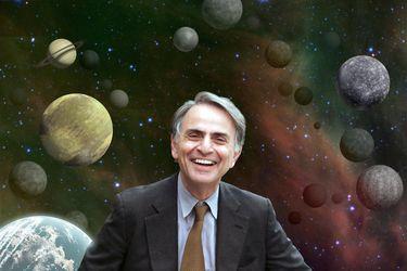 Carl Sagan y la divulgación de la ciencia