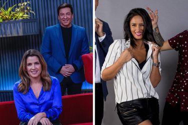 Grúa televisiva: la dupla de Monserrat Álvarez y Julio César Rodríguez continúa en CHV, pero Pamela Díaz sigue en vilo