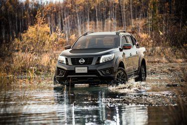 Nissan presenta en Argentina una exclusiva versión de la veterana Navara