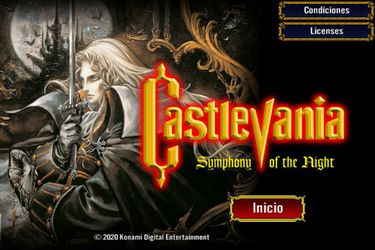Castlevania: Symphony of the Night ya está disponible en iOS y Android