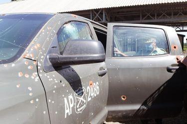 Macrozona Sur: Doce carabineros heridos a bala y 53 vehículos dañados en cinco meses