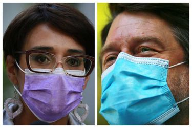 Orrego vs. Oliva: dirigentes de Chile Vamos evalúan apoyo a carta DC ante inquietud por arremetida del FA