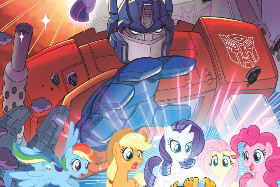 pony transformers