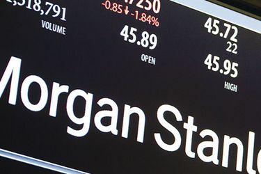 Morgan Stanley dice que hay exceso de compra en renta variable