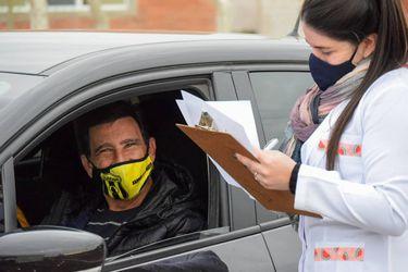 Suspenden tres partidos en Paraguay por casos positivos de coronavirus