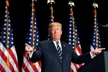 Trump celebra la caída del precio del petróleo