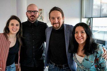 El fantasma de Podemos: las lecciones que saca el Frente Amplio de la caída de Pablo Iglesias