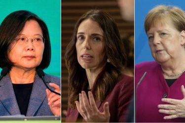 Coronavirus: Las 7 mujeres que están al frente de algunos de los países que mejor están gestionando la pandemia