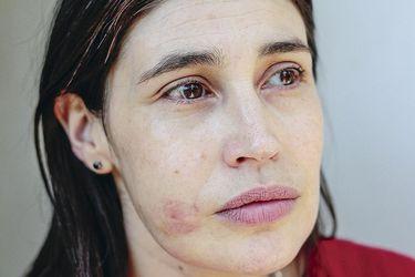 """María Paz Grandjean: """"Lo que quiero es justicia y saber quién me disparó, con qué y por qué"""""""