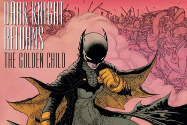 DC Comics anunció a Dark Knight Returns: The Golden Child de Frank Miller