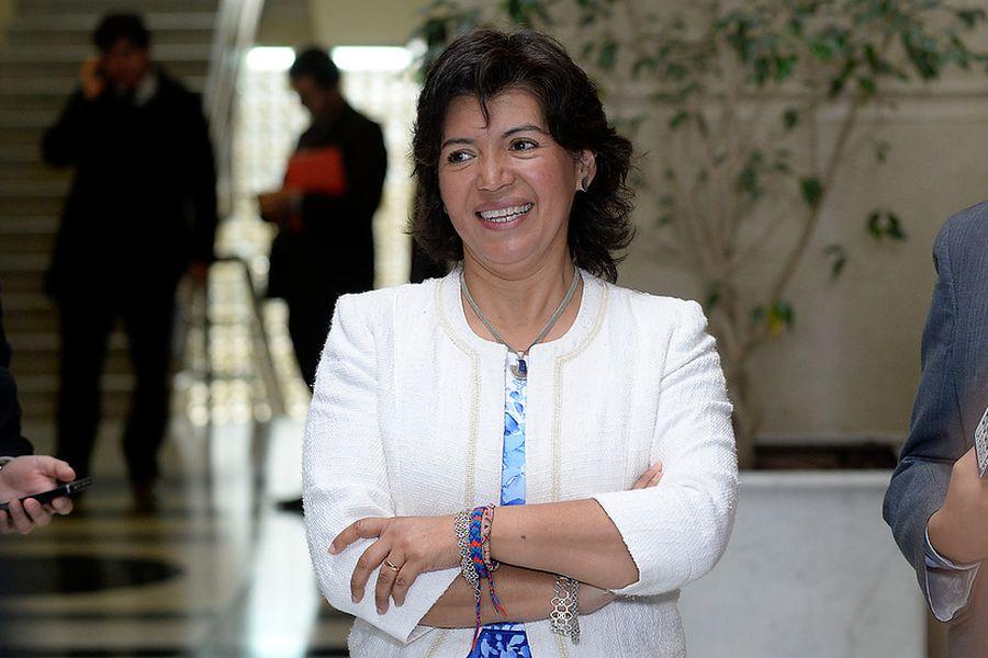 Yasna Provoste elecciones