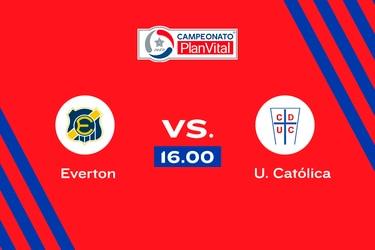 Everton vs. U. Católica