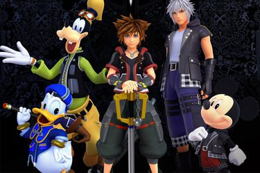 La saga Kingdom Hearts llegará a PC a través de la Epic Store