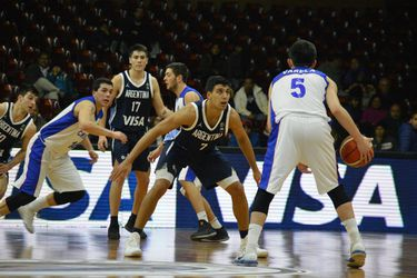 chile argentina basquet