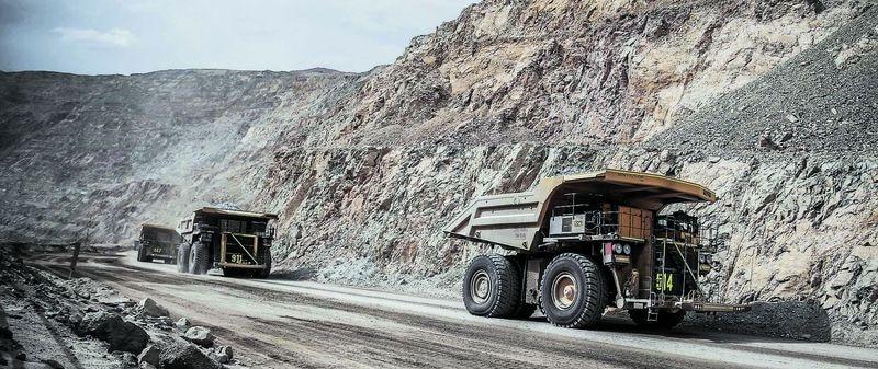 Kupfer verzeichnet eine leichte Korrektur, aber die Aussichten für weitere Erhöhungen bleiben bestehen