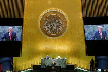 Régimen Talibán nombra nuevo representante ante la ONU y pide intervenir en la asamblea general