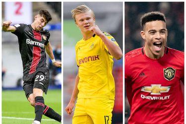 Los 20 sub 21: la lista de futbolistas jóvenes que resaltan en la temporada
