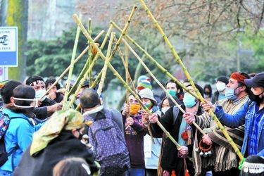 La cuestión mapuche y la violencia
