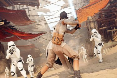 EA dice que más de 19 millones de jugadores consiguieron Star Wars: Battlefront 2 gratis mediante la Epic Games Store