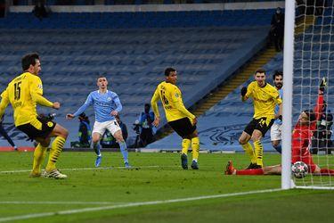 Champions League: el City le saca una agónica ventaja al Dortmund de Erling Haaland
