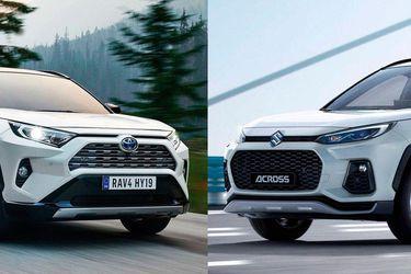 ¿Toyotización? Suzuki apunta a una colaboración aún más estrecha con el gigante Toyota