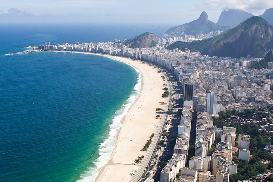 brasil playa copacabana
